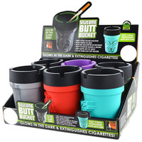 Glow-in-Dark Silicone Butt Bucket | Wholesale Distributor